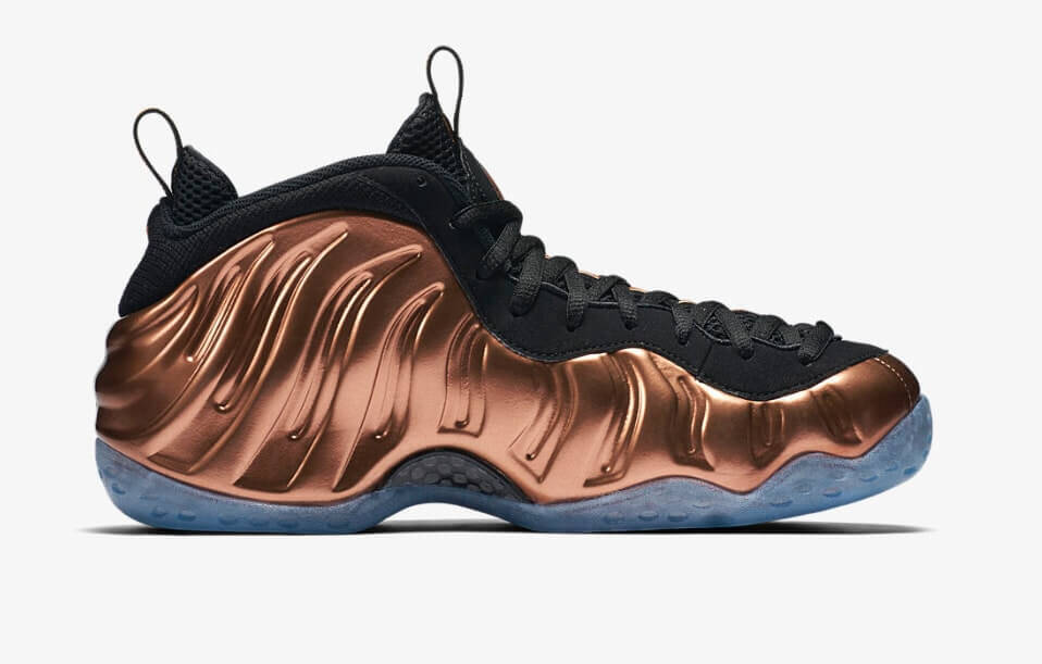 94bc6b788ce Nike Air Foamposite One Copper 2017 (314996 007) – ARCH-USA
