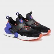 92afe8a332a Nike Air Huarache Drift PRM (AH7335 002) Black Rush Violet-Rush Orange