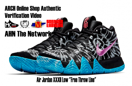 "Nike Kyrie 4 ""All Star 2018"" Men's & GS 
