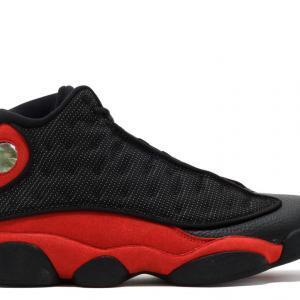 85c860e763844 ... Air Jordan 13 Retro (Bred 2017) Black/True Red- White $ ...