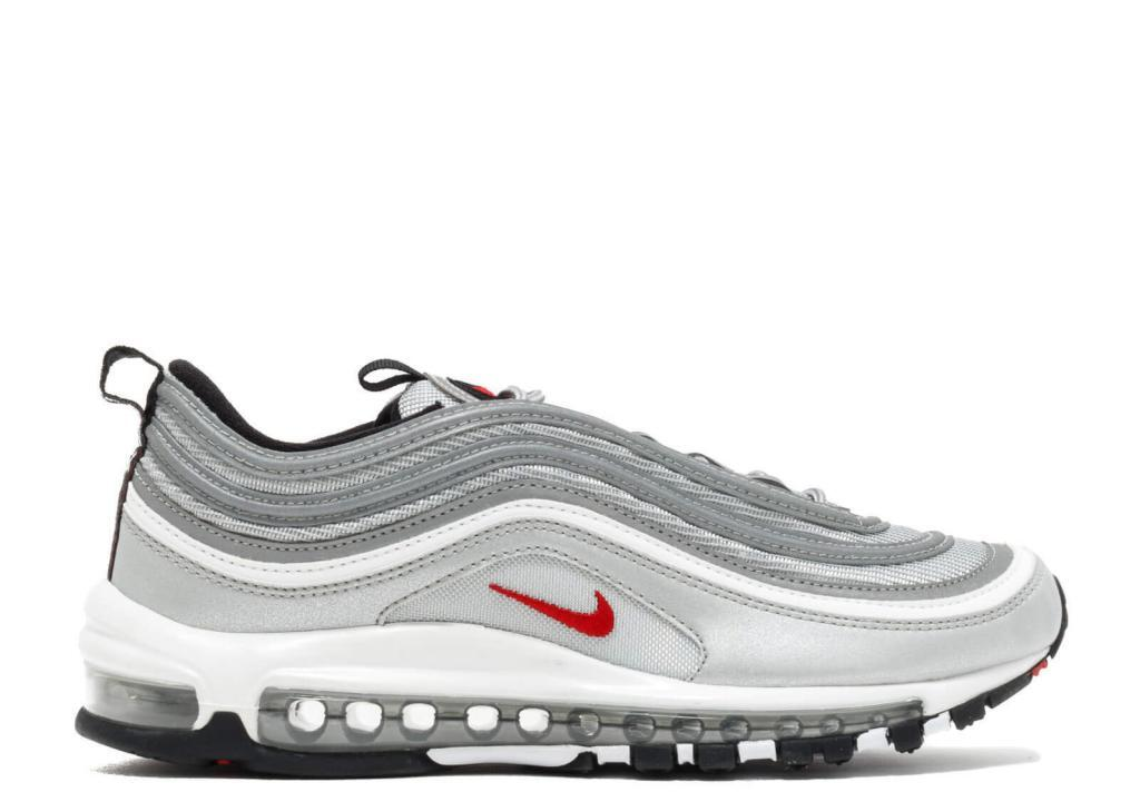 hot sales 4a067 14263 Nike Air Max 97 OG QS 'Silver Bullet' | Authentic Verification