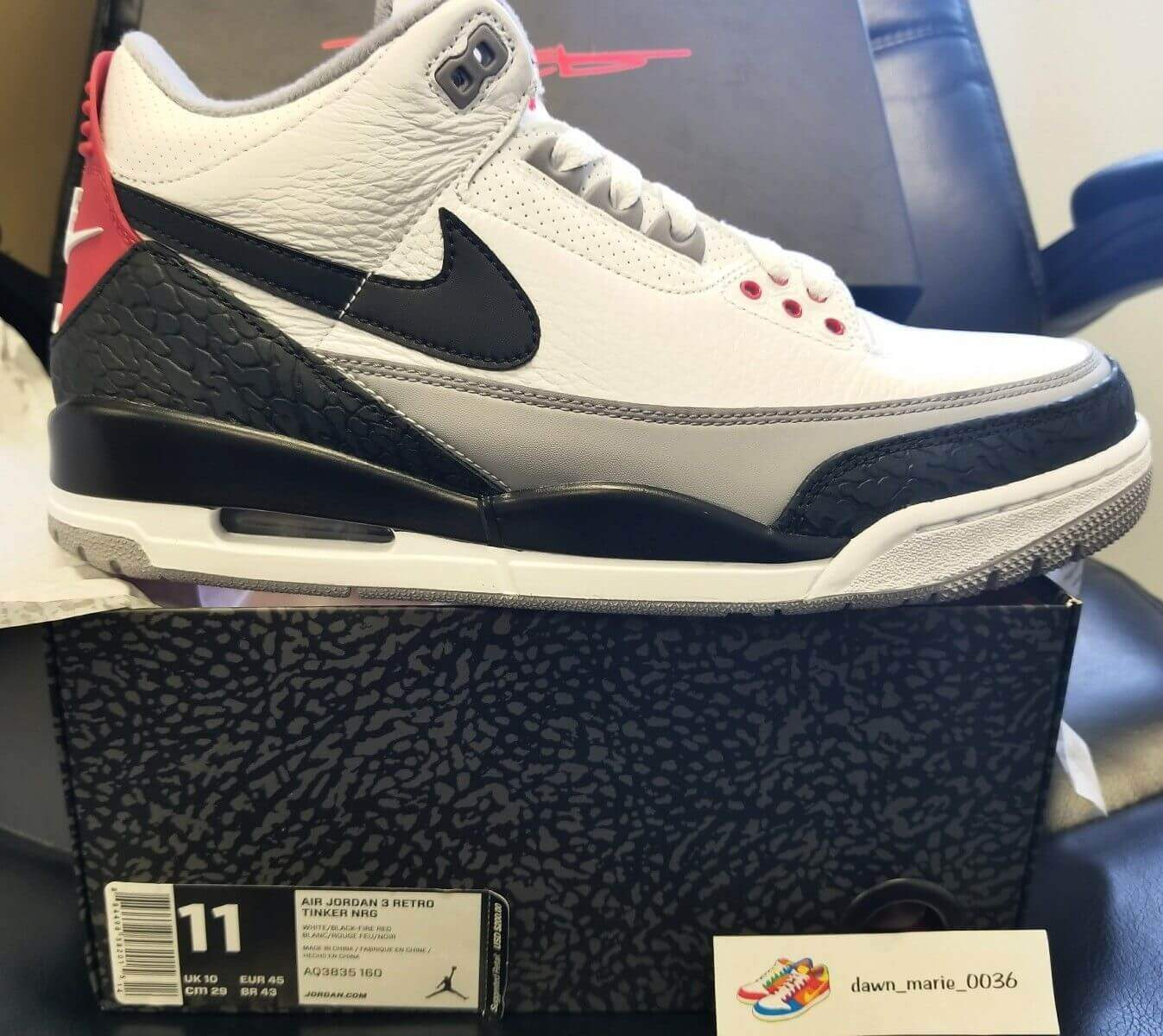 fe77df6af2c ... the air jordan 3 nrg tinker jth is available early the implications