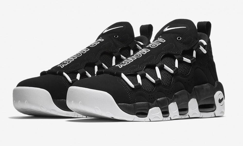 Nike Air Money 'Black/White