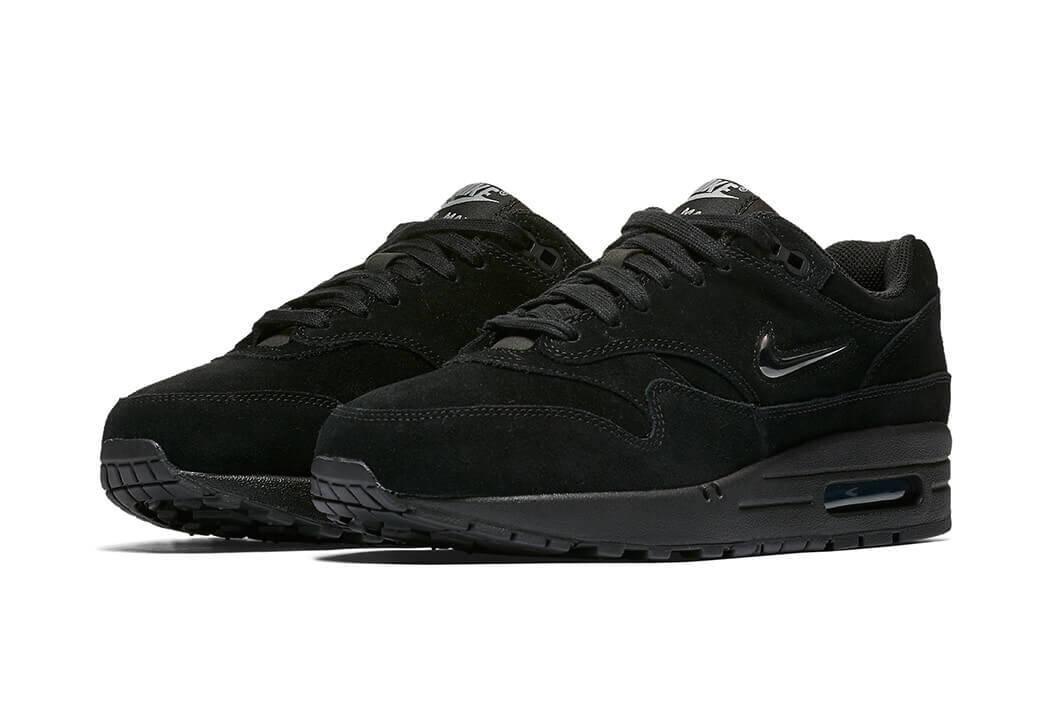Nike Air Max 1 Premium SC 'Triple Black' - ARCH USA