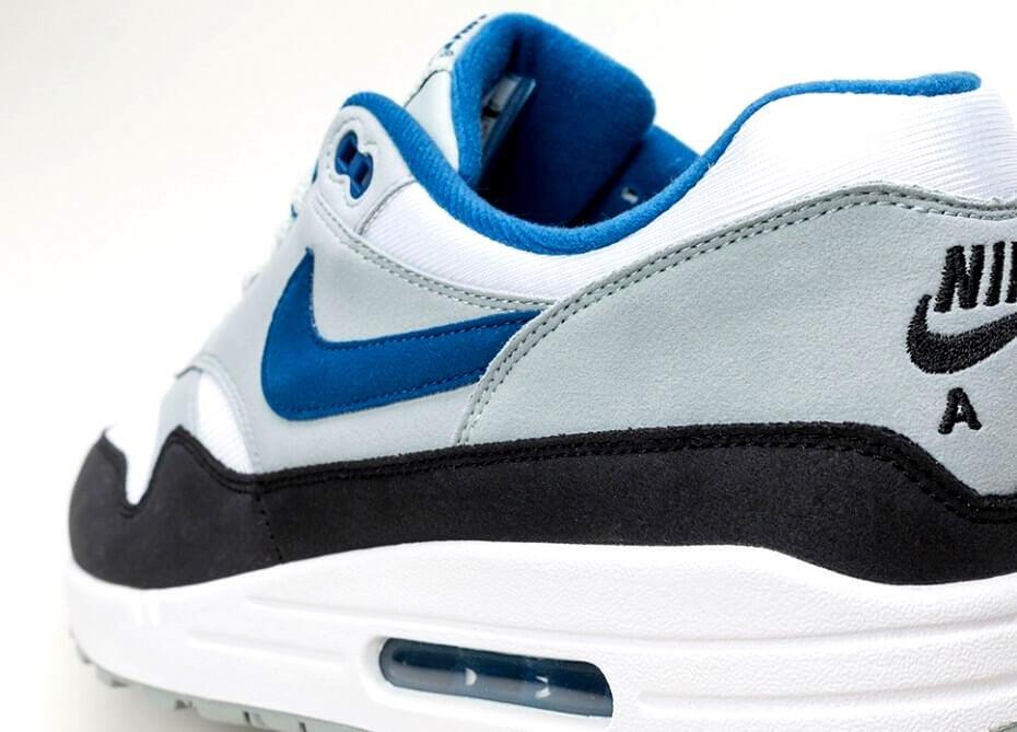 Nike Air Max 1 WhiteGym Blue Light Pumice – ARCH USA