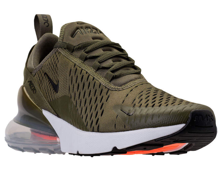 d7f60c9cade1b2 Nike Air Max 270  Medium Olive  – ARCH-USA