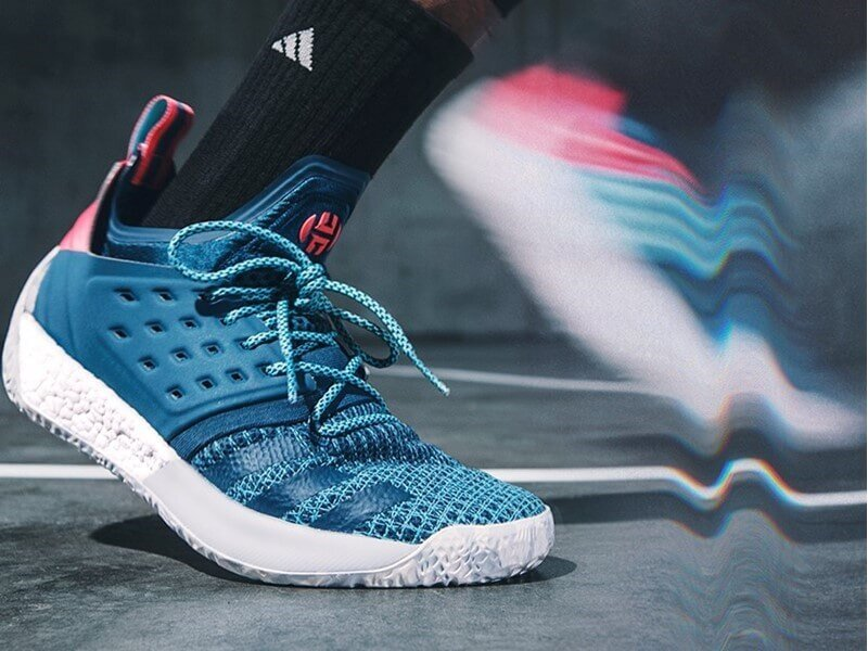 adidas   Two New Harden Vol. 2 Colorways Arrive For the Playoffs Providing  an Opportunity for Promo  abcf3fb50