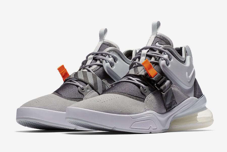 Nike Air Force 270 Wolf Grey – ARCH-USA 9721efba2729