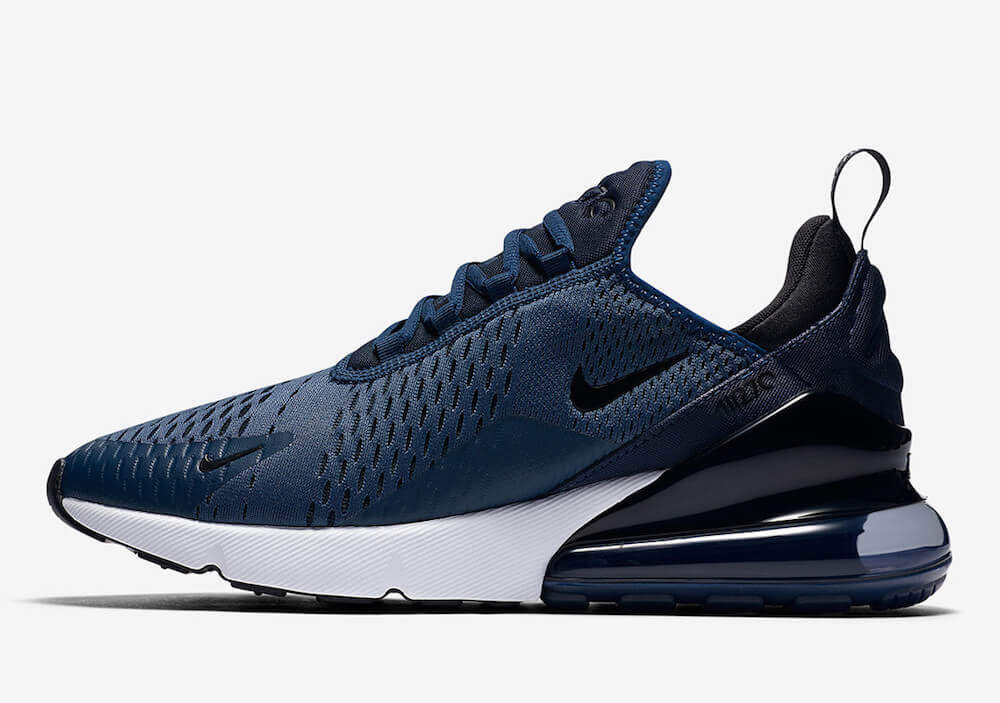 Nike Air Max 270 'Midnight Navy' | Authentic Verification