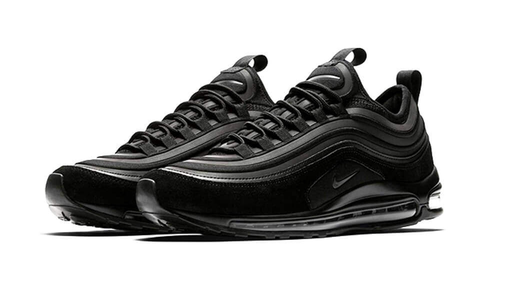 Nike Air Max 97 Ultra 17 SE  Triple Black   c9f1ffb9d