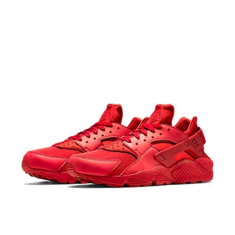 finest selection fb816 056c2 Nike Air Huarache Triple Red | Authentic Verification – ARCH-USA