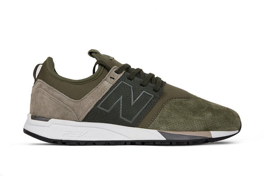 New Balance 247 Luxe Olive – ARCH-USA