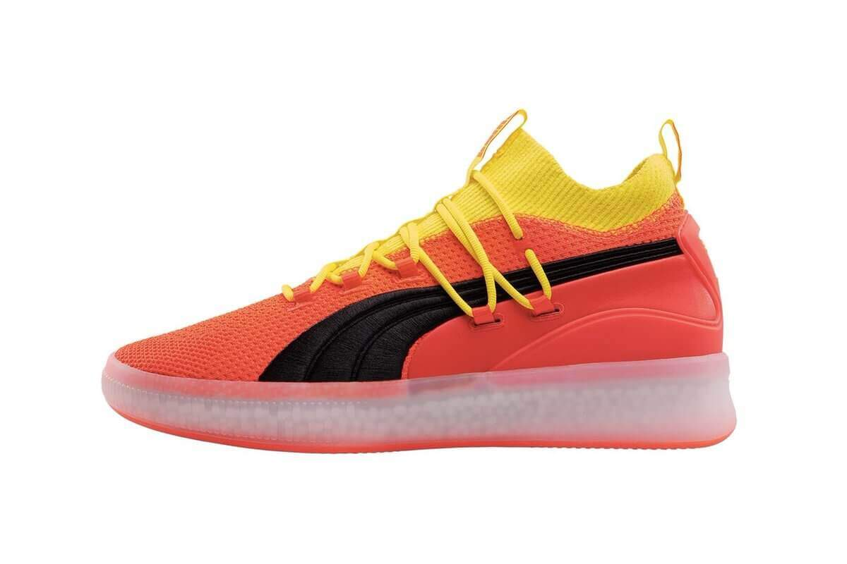 info for 35dcd c6996 Puma Delivers Images of the Puma Clyde Court Disrupt and it ...