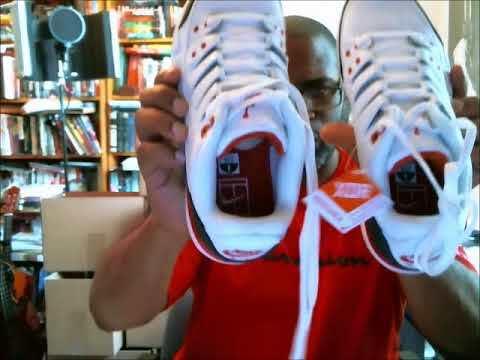 43957b4a2184 Nike Zoom Vapor RF x AJ3 White Fire Red