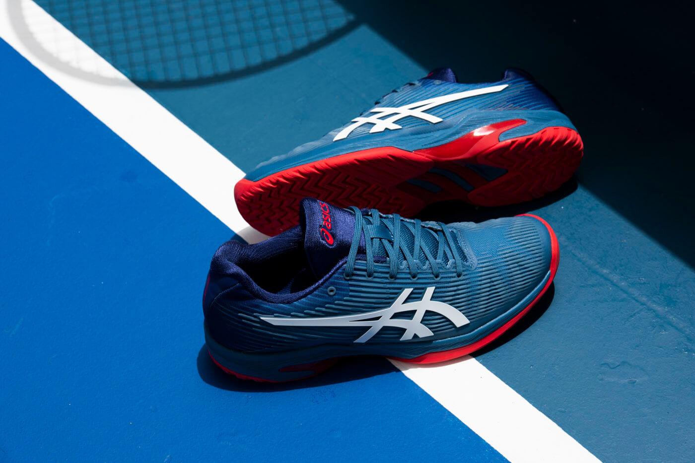 Asics Novak Djokovic Nabs Wimbledon As The Brand Launches Solution Speed Ff Tennis Footwear Niche Out Marketing Opportunities Arch Usa
