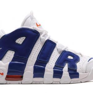 91319be75556 Nike Air More Uptempo GS (Knicks)