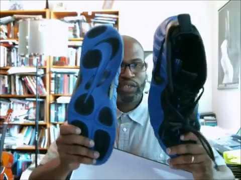 fc11abad85d Nike Air Foamposite Pro Hyper Cobalt Black-Hyper Cobalt Ben Gordon