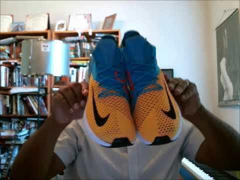 Nike Air Max 270 Flyknit Laser Orange