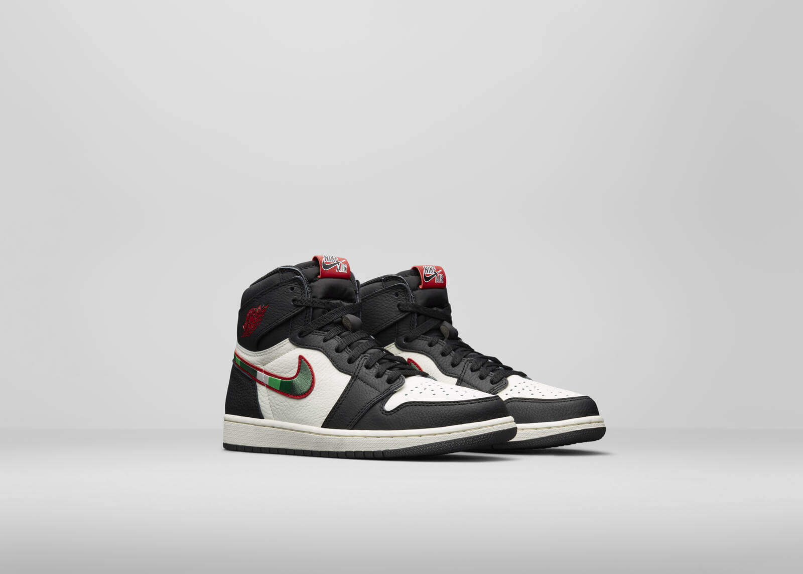 """01ffd8a2948d Air Jordan I High A Star is Born This AJI High colorway remembers one of  MJ s first magazine covers as a professional. The """"A Star is Born""""  declaration made ..."""