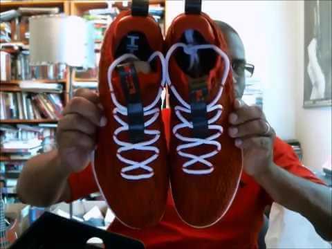 Nike LeBron XV Low University Red/White