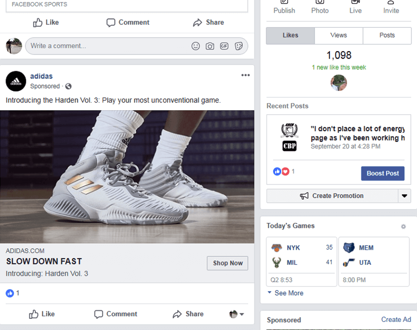 Remember When Adidas Paused Their Facebook Ads Arch Usa