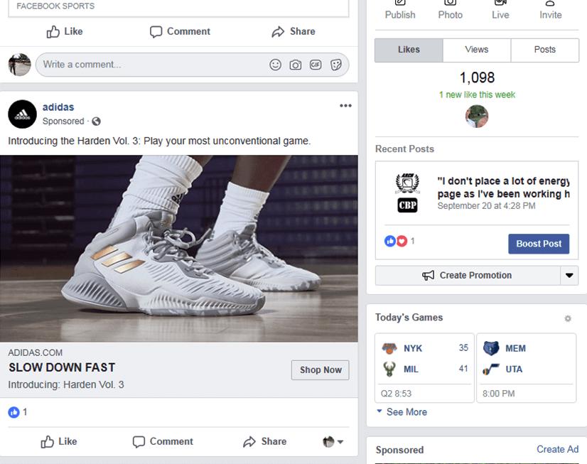 Excéntrico Cortar Aspirar  Remember When adidas Paused Their Facebook Ads? – ARCH-USA