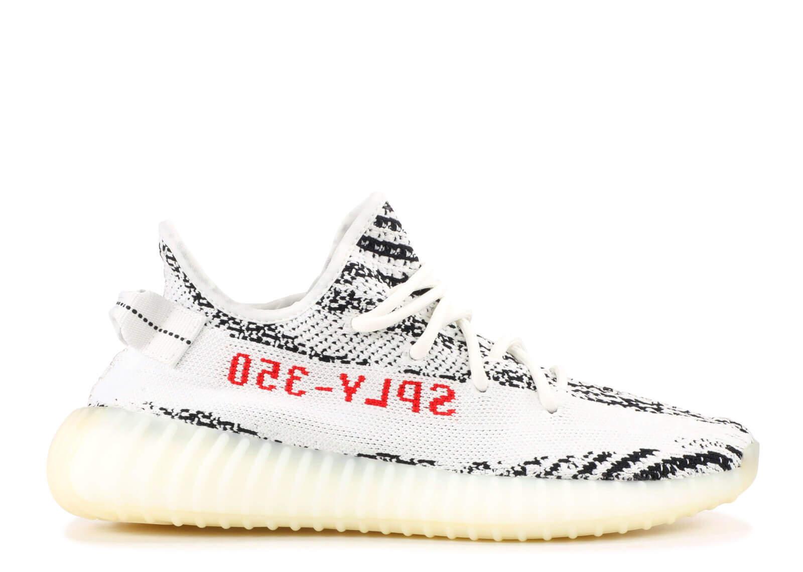 adidas yeezy zebra 350