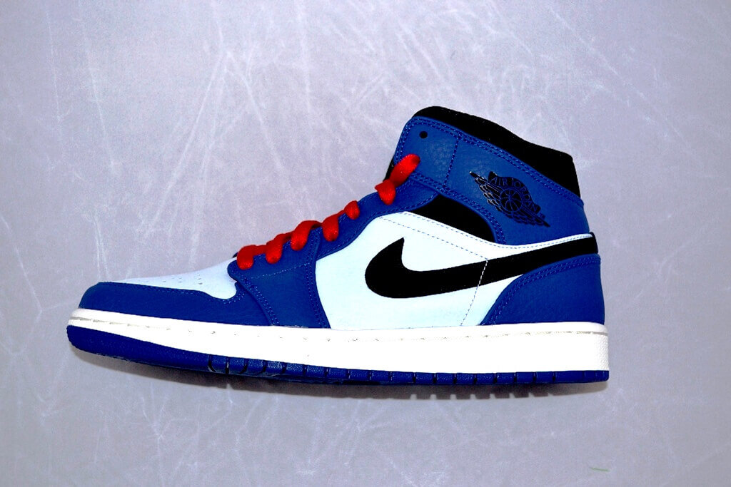 Air Jordan 1 Mid SE Deep Royal Blue Black 852542-400 – ARCH-USA 86e31620a