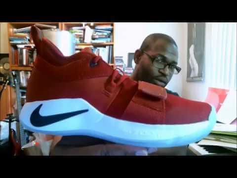 ce13ec92bb4ac7 Nike PG 2.5 Fresno State Bulldogs BQ8452600 Gym Red Dark Obsidian-White