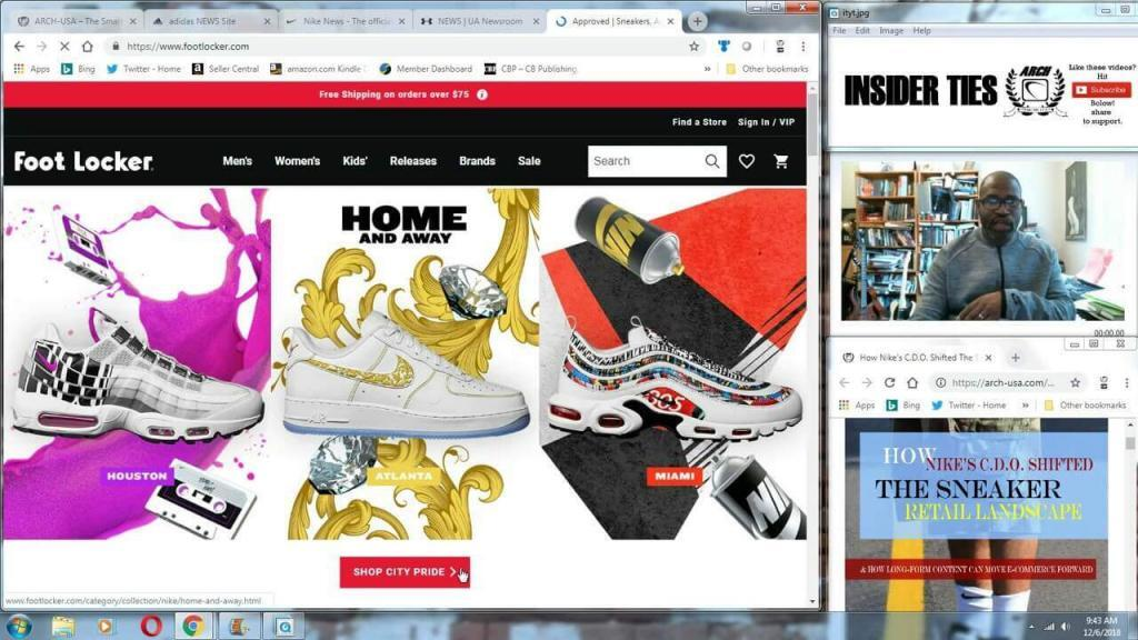 new concept 3cf91 69dc7 I.T. Ep. 131 Brands Are Becoming Content Driven Again  Nike, adidas   Under Armour