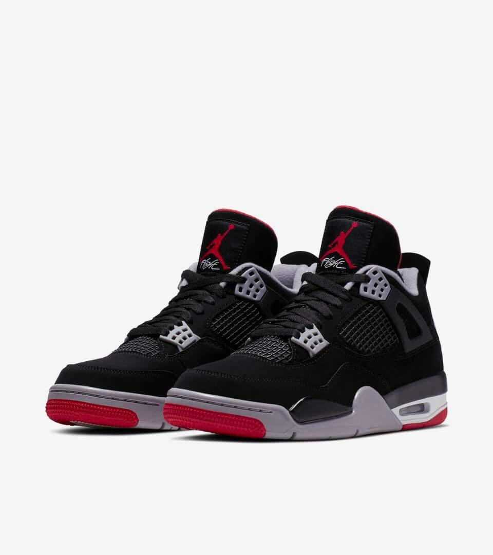 more photos ebfdf fa8d3 Nike Air Jordan 4 Retro OG 'Bred' | Should You Buy to Flip ...