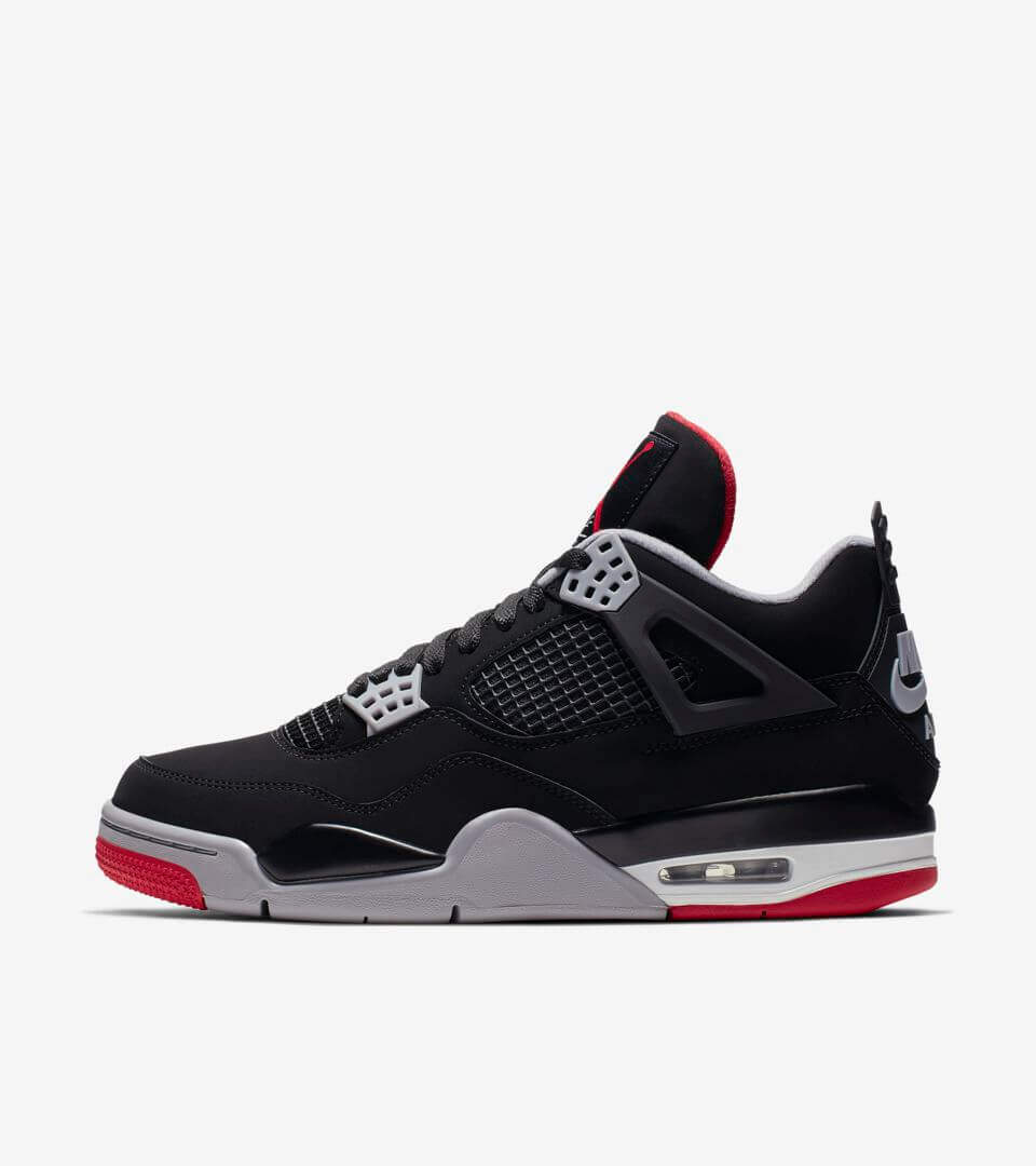plus de photos b3b4a 71c42 Nike Air Jordan 4 Retro OG 'Bred' | Should You Buy to Flip ...
