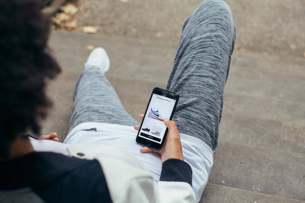 El extraño Celebridad Extraer  Nike App – ARCH-USA