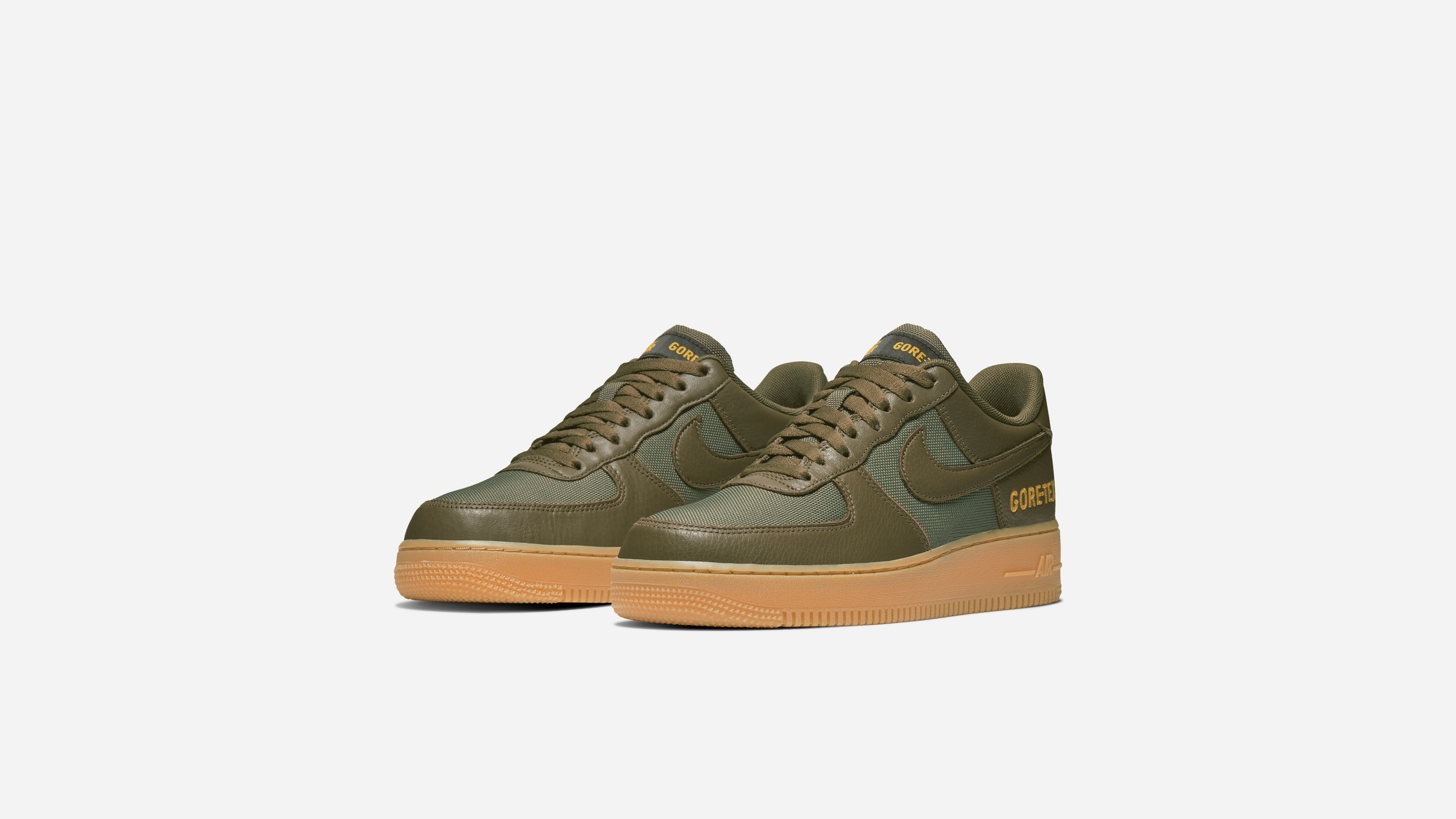 The 10th Air Force 1 Gore Tex, NBA and Bones | Official
