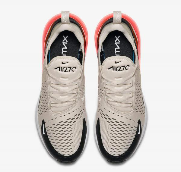 low cost wholesale online sale online Nike Air Max 270 Black/Light Bone-Hot Punch AH8050-003 – ARCH-USA