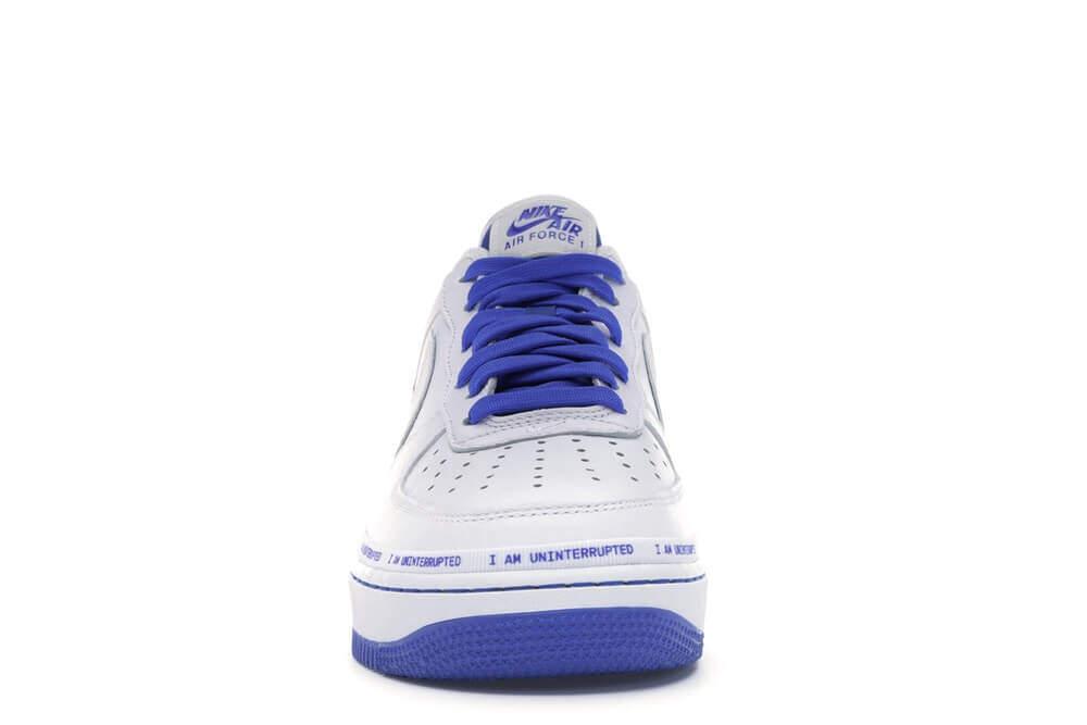 Nike Air Force 1 '07 MTAA QS (WhiteBlack Racer Blue) CQ0494 100