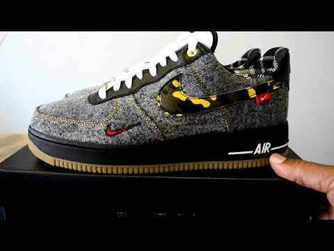 Nike Air Force 1 '07 LV8 1 Black